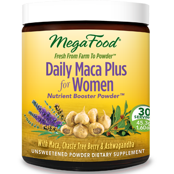 MegaFood Daily Maca Plus for Women Booster 45.3 g M60143