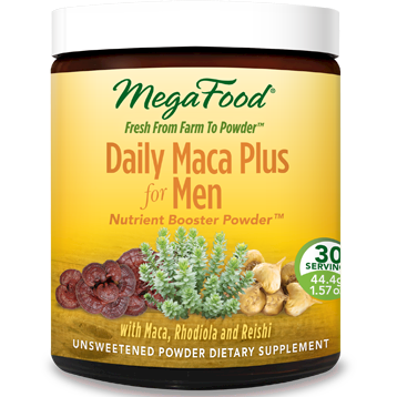 MegaFood Daily Maca for Men Booster 44.4 g M60142