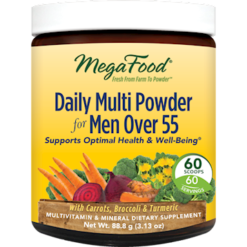 MegaFood Daily Multi Powder Men 55 60 servings M01594