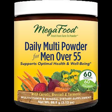 MegaFood Daily Multi Powder Men 55 60 servings M01594