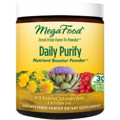 MegaFood Daily Purify Nutrient Booster 30 srvngs M60139