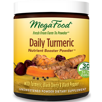 MegaFood Daily Turmeric Booster 59.1 g M60138