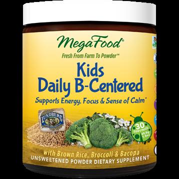 MegaFood Kids Daily B Centeredtrade 30 servings M60146
