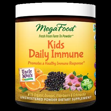 MegaFood Kids Daily Immune 30 servings M60147