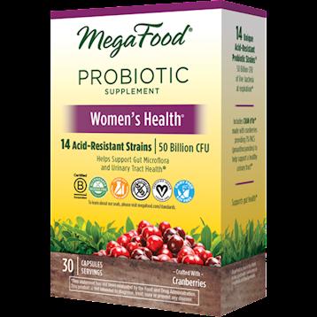 MegaFood Women039s Probiotics 30 caps M10363