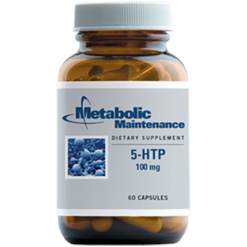 Metabolic Maintenance 5 HTP 100 mg 60 caps 5HT26