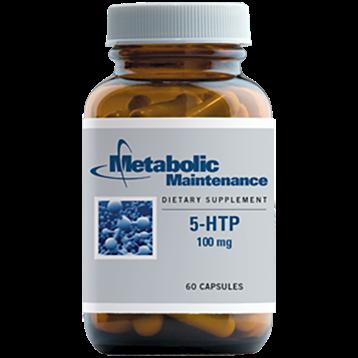 Metabolic Maintenance 5 HTP 100 mg 60 caps 5HT26