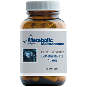Metabolic Maintenance 5 MTHF 10 mg 90 capsules 5MTHF