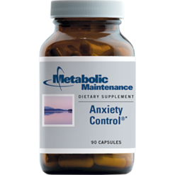 Metabolic Maintenance Anxiety Control 90 caps ANXI1