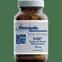 Metabolic Maintenance BAM 750 mg 90 vegcaps BAM