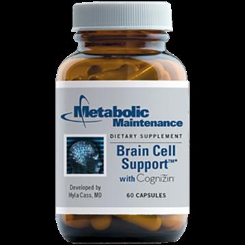 Metabolic Maintenance Brain Cell Support 60 capsules BRA40