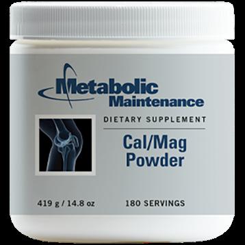 Metabolic Maintenance Cal Mag Powder 419 gms CAMA3
