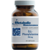 Metabolic Maintenance DL Phenylalanine w B 6 60 caps DLPHE