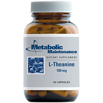 Metabolic Maintenance L Theanine 100 mg 60 caps THEA4
