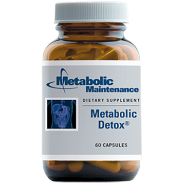 Metabolic Maintenance Metabolic Detox 60 caps MD60