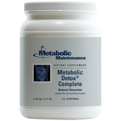 Metabolic Maintenance Metabolic Detox Complete Chocolate 2.3 lbs ME680