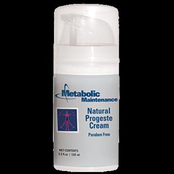 Metabolic Maintenance Natural Progeste Cream 3.5 oz NPC5