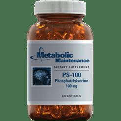 Metabolic Maintenance PS 100 100 mg 60 gels PHO26
