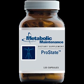 Metabolic Maintenance Prostate 120 vegetarian capsules M07029