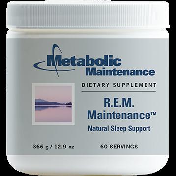 Metabolic Maintenance R E M Maintenance 366 grams ME681