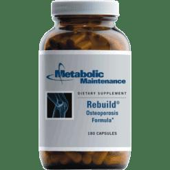 Metabolic Maintenance Rebuild® 180 caps REBUI