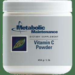 Metabolic Maintenance Vitamin C Powder 1 lb VITCP