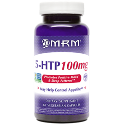 Metabolic Response Modifier 5 HTP 100 mg 60 capsules 5HT13