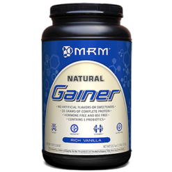 Metabolic Response Modifier All Natural Gainer Vanilla 3.3 lbs ALLVA
