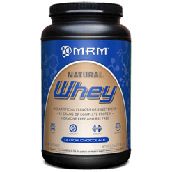 Metabolic Response Modifier All Natural Whey Dutch Chocolate 2.02 lbs WHEY3