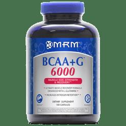 Metabolic Response Modifier BCAAG 6000 150 caps BCAA8