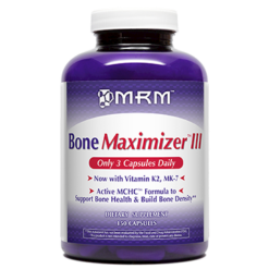 Metabolic Response Modifier Bone Maximizer III 150 caps BON20