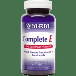 Metabolic Response Modifier Complete E 400 IU 60 softgels COMPE