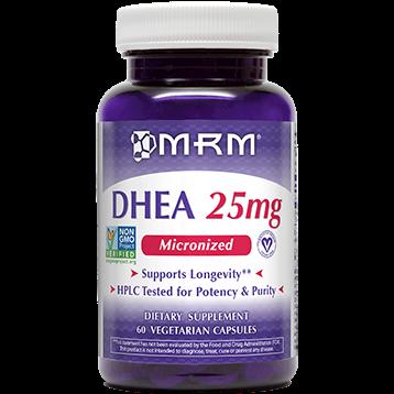 Metabolic Response Modifier DHEA 25 mg 60 vcaps DHE53
