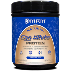 Metabolic Response Modifier Egg White Protein Chocolate 12 oz M20702
