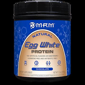 Metabolic Response Modifier Egg White Protein Chocolate 12 oz M20702