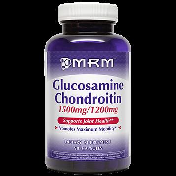 Metabolic Response Modifier Glucosamine Chondroitin1500 1200 90 cap GLU53