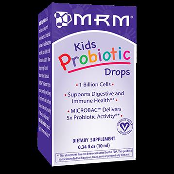 Metabolic Response Modifier Kids Probiotic Drops .34 fl oz M10328