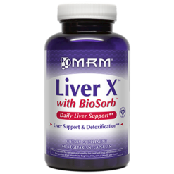 Metabolic Response Modifier LiverX 60 vcaps LIV27