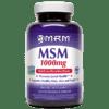 Metabolic Response Modifier MSM 1000 mg 120 caps MSM15