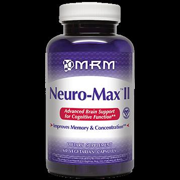 Metabolic Response Modifier Neuro Max II 60 capsules NEUR5