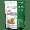 Metabolic Response Modifier Raw Organic Maca Root Powder 8.5 oz M80008