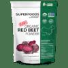 Metabolic Response Modifier Raw Organic Red Beet Powder 8.5 oz M92822