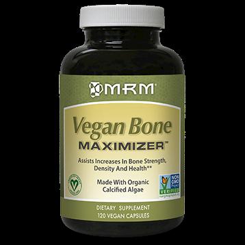 Metabolic Response Modifier Vegan Bone Maximizer 120 vegetarian capsules M23010