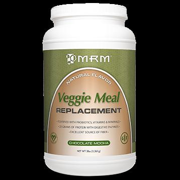 Metabolic Response Modifier Veggie Meal Replace Choc Mocha 3 lb M20436