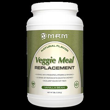 Metabolic Response Modifier Veggie Meal Replace Vanilla 3 lb M20443