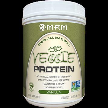 Metabolic Response Modifier Veggie Protein Van w Superfoods 20.1 oz M72231
