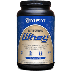 Metabolic Response Modifier Whey Rich Natural Flavor 2.03 lbs WPNAT