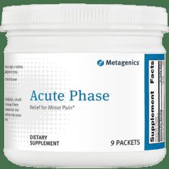 Metagenics Acute Phase 9 pkts M19496