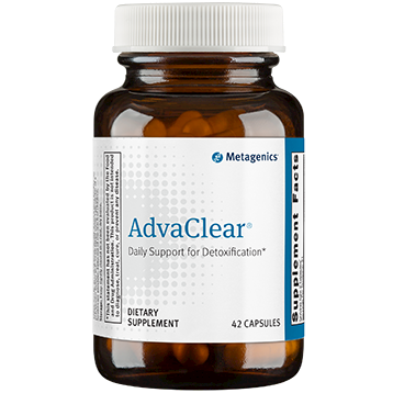 Metagenics AdvaClear® 42 vcaps ADV42
