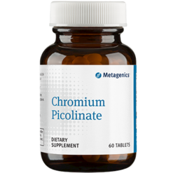 Metagenics Chromium Picolinate 60 tabs CHRO